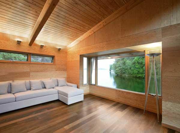 Muskoka Contemporary Boathouse 9