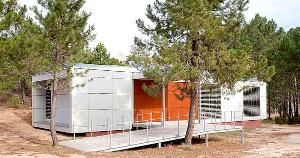 Nature Center Albacete – Eco Friendly Building 1