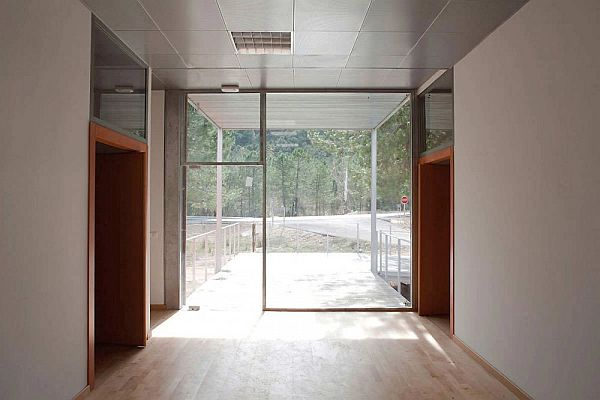 Nature Center Albacete - Eco Friendly Building 11