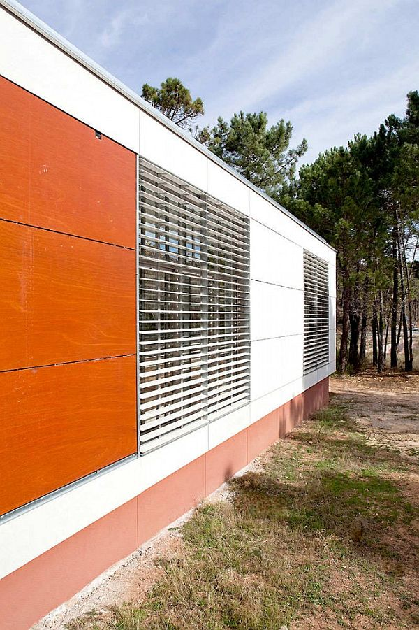 Nature Center Albacete - Eco Friendly Building 12