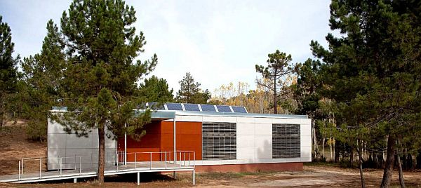 Nature Center Albacete - Eco Friendly Building 2