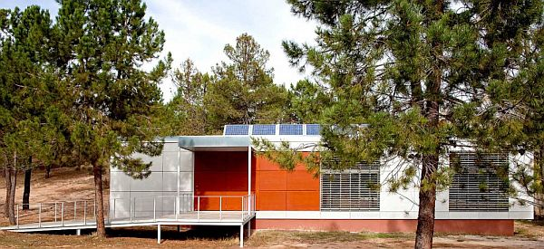 Nature Center Albacete - Eco Friendly Building 3