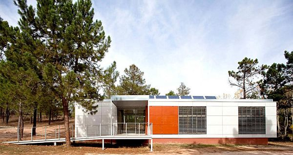 Nature Center Albacete – Eco Friendly Building 4