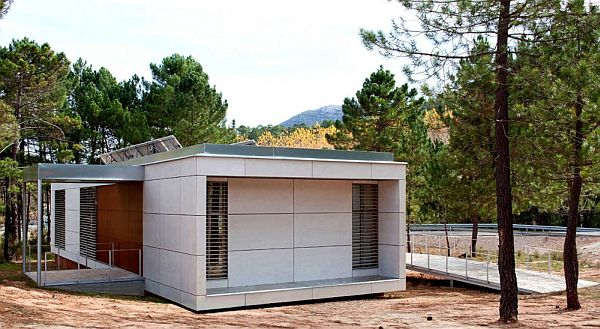 Nature Center Albacete - Eco Friendly Building 5