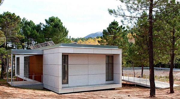 Nature Center Albacete – Eco Friendly Building 5