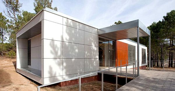 Nature Center Albacete - Eco Friendly Building 6