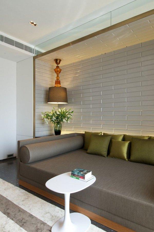 imposing new delhi interior exudes sophistication