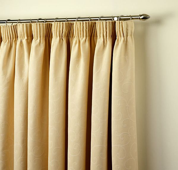 Traditional innovative drapery header styles for Different styles of drapes