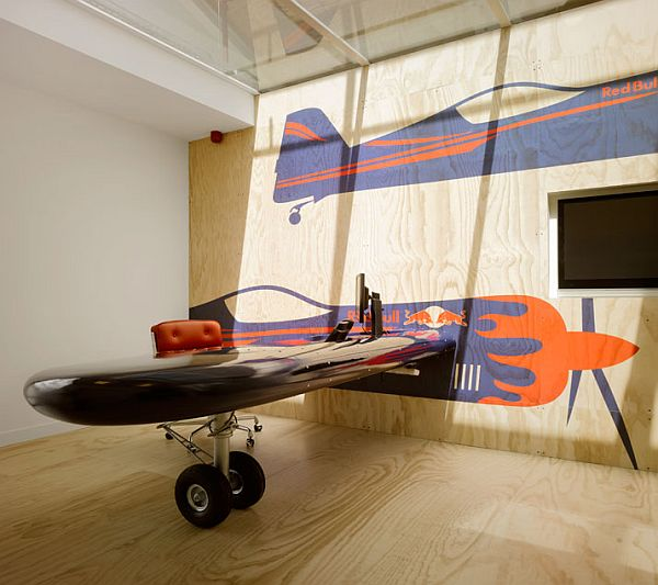 office design: red bull hq in amsterdamsid lee architecture