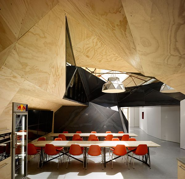 Red Bull Amsterdam Offices Sid Lee Architecture