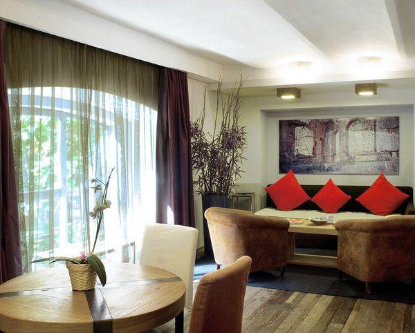 Rome Luxury Suites 14