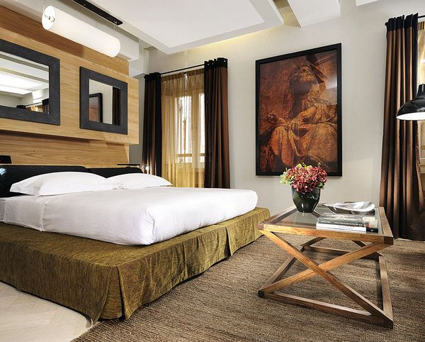 Rome Luxury Suites1 Enjoy Fashion, Luxury and History in Rome