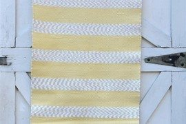 Scandinavian Made Hand-Woven Rugs 1