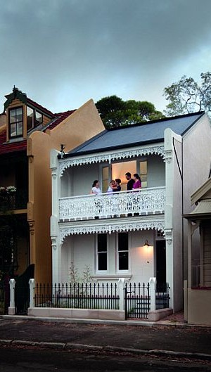 Skylight House in Sydney 1