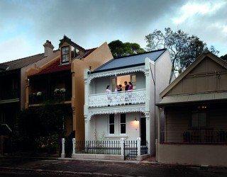Skylight House in Sydney Sports a Vintage Outlook