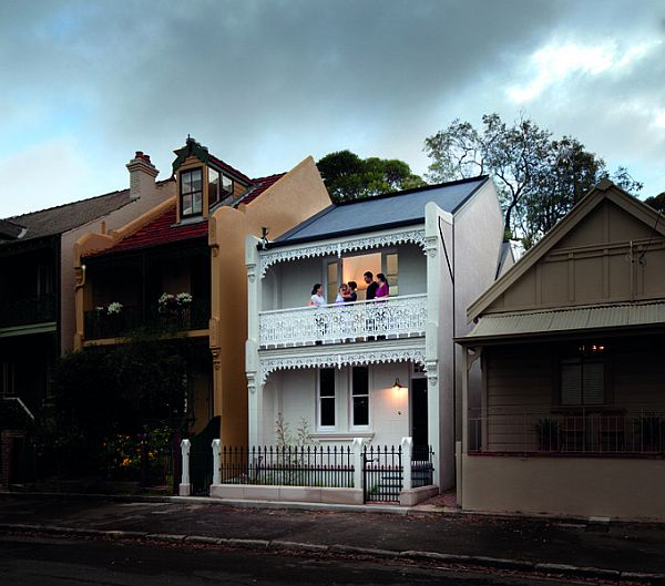Skylight House in Sydney 1