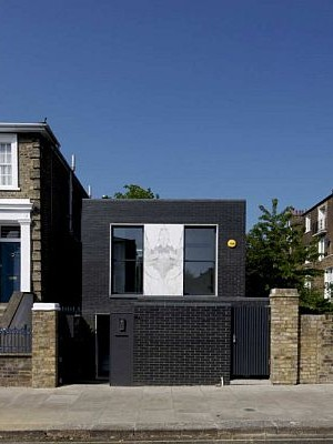 Small House in London 1