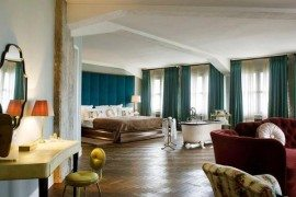Soho House Berlin Boasts All Things Vintage