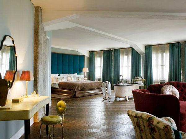 Soho House 1 Soho House Berlin Boasts All Things Vintage