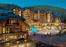 Luxury Ski Experience: Solaris Residences in Vail, Colorado