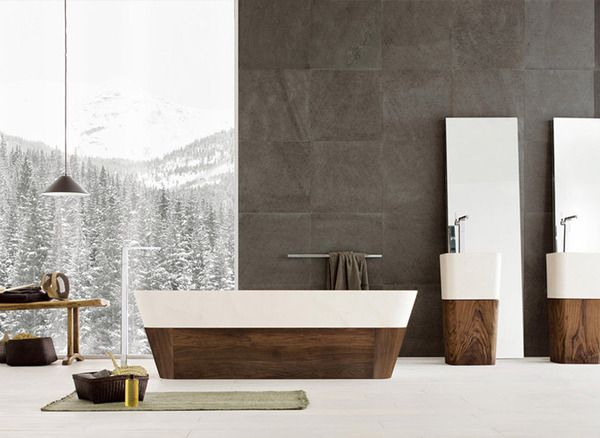 Stylish Bathroom Collection from Neutra 1 Inspired by Nature, Stylish Bathroom Collection from Neutra
