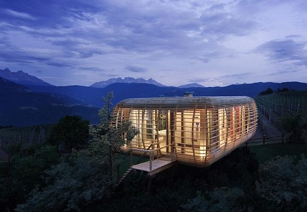 Sustainable Nomadic Home 1 Sustainable Houses: Taking Your Nomadic Home With You, Wherever You Go