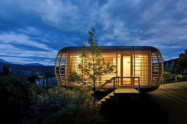 View in gallery & Sustainable Houses: Taking Your Nomadic Home With You Wherever You Go