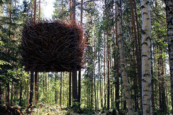 Sweeden-Treehotel-Birds-Nest