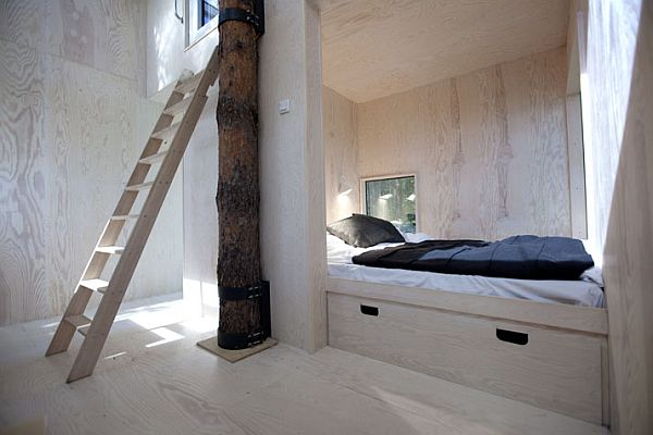Sweeden-Treehotel-Interior-1