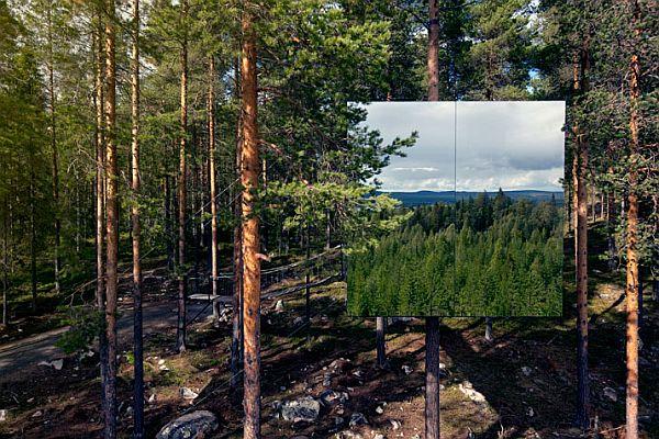 Sweeden-Treehotel