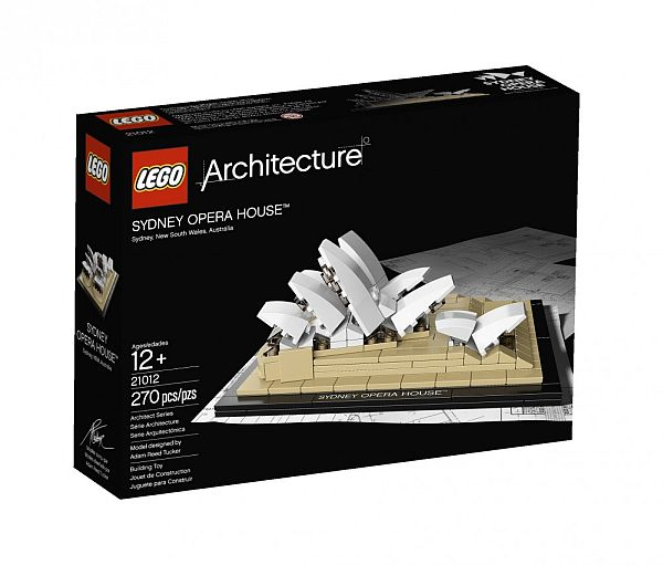Sydney Opera House LEGO 4