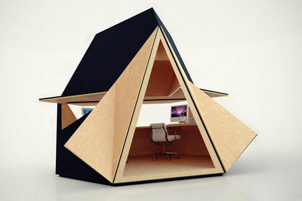 Tetra Shed Prefab Office 1 Tetra Shed Prefab Office is Outstandingly Private, Indeed
