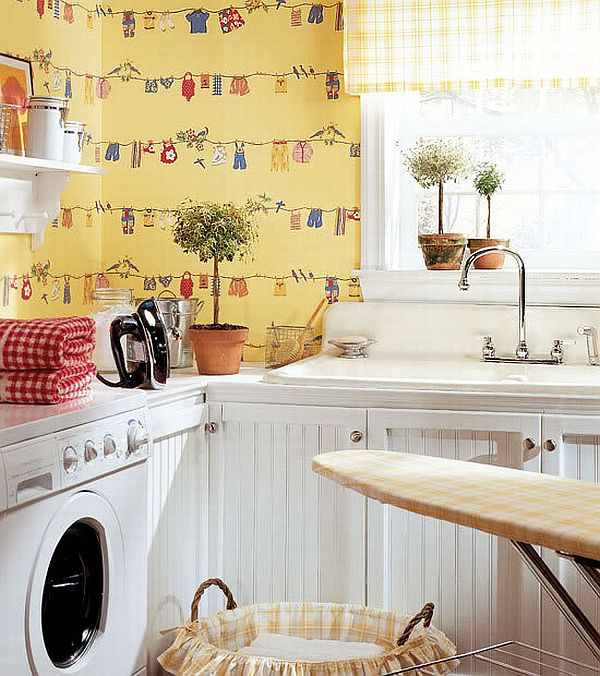 15 inspiring laundry room ideas