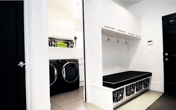 30+ coolest laundry room design ideas for today's modern homes Laundry Area Ideas