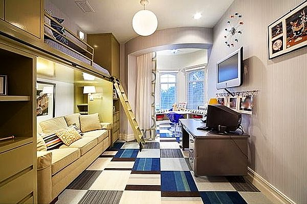 Teenage Boys Rooms Inspiration: 29 Brilliant Ideas on Teenage Room Colors For Guys  id=94449