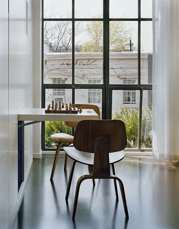 contemporary interior apartment New York 10