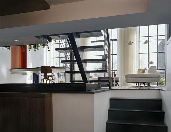 contemporary interior apartment New York 11