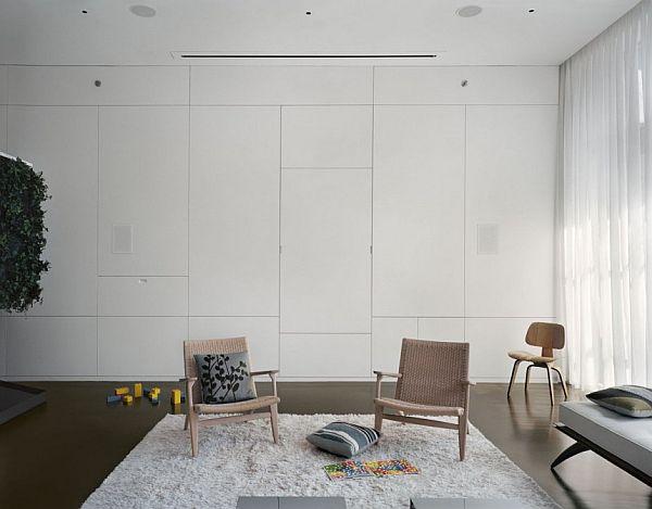 contemporary interior apartment New York 3