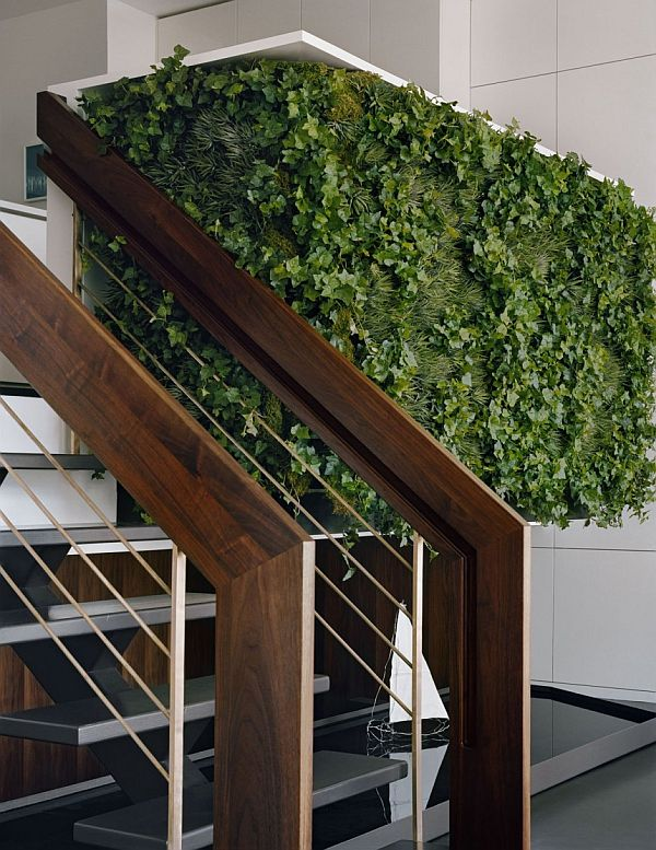 contemporary interior apartment New York 4
