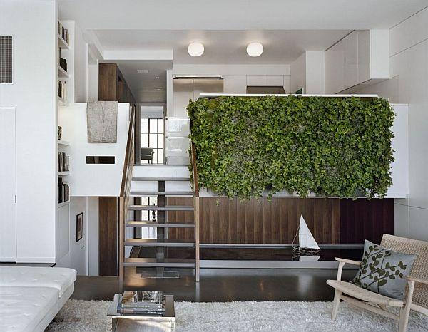 contemporary interior apartment New York 5