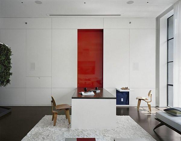 contemporary interior apartment New York 7