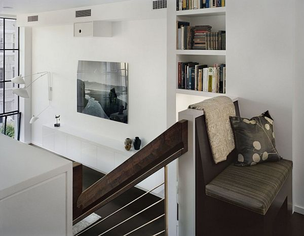 contemporary interior apartment New York 8