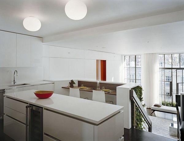 contemporary interior apartment New York 9