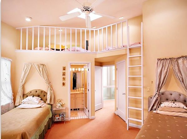 Cool Beds For Teen Girls Entrancing Teenage Girls Rooms Inspiration 55 Design Ideas Inspiration