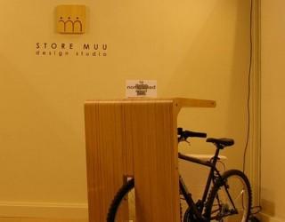 Bike Desk – urban furniture design for eco-friendly persons