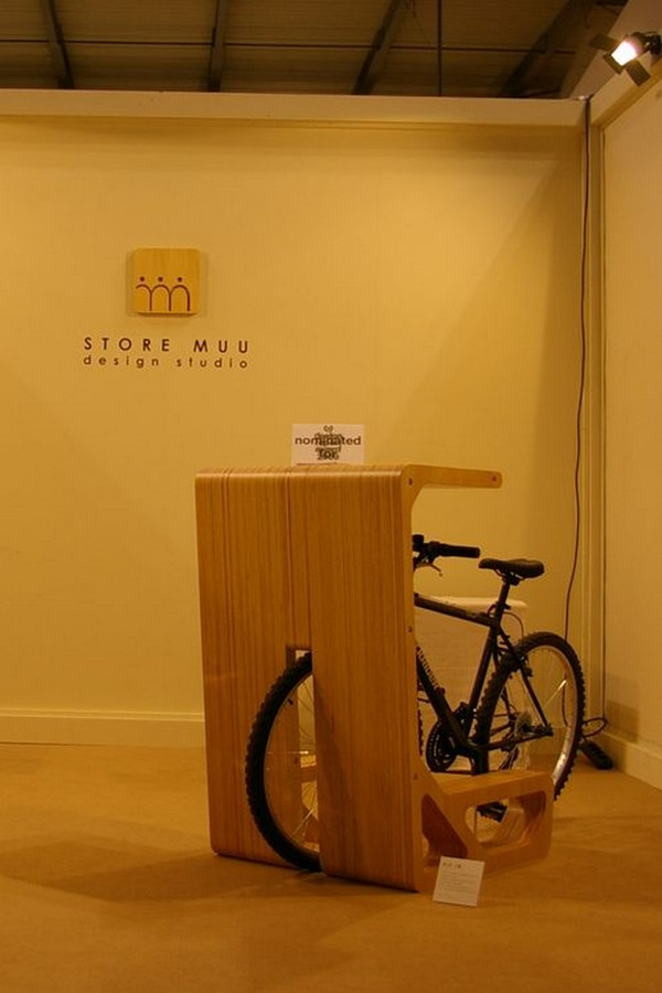 desk for your bike