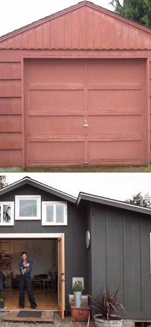 diy garage makeover