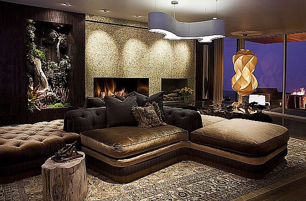17 bachelor pad decorating ideas for Fancy home decor