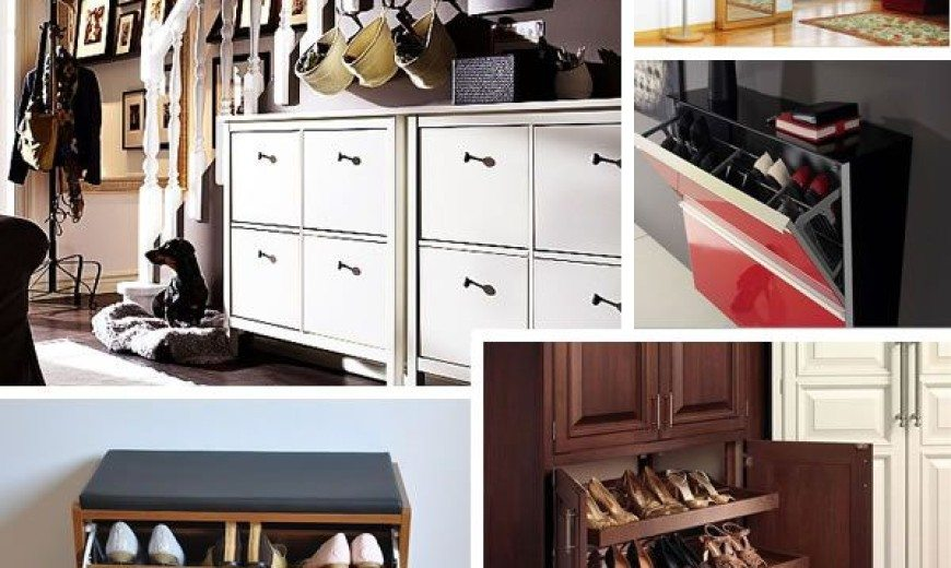 26 Fashion Shoe Storage Cabinets Ideas for the Fancy