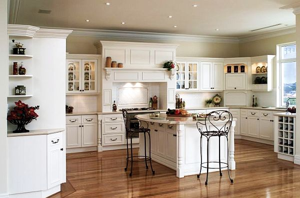 French Kitchen Remodeling With Cabinets Decoist
